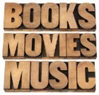 Books, Movies & Music