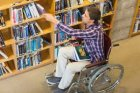 Wheelchair Accessible Library