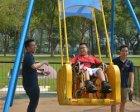 Wheelchair Accessible Playground & Park