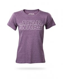 Star Wars Tissue-Weight Fitted Ladies' Tee